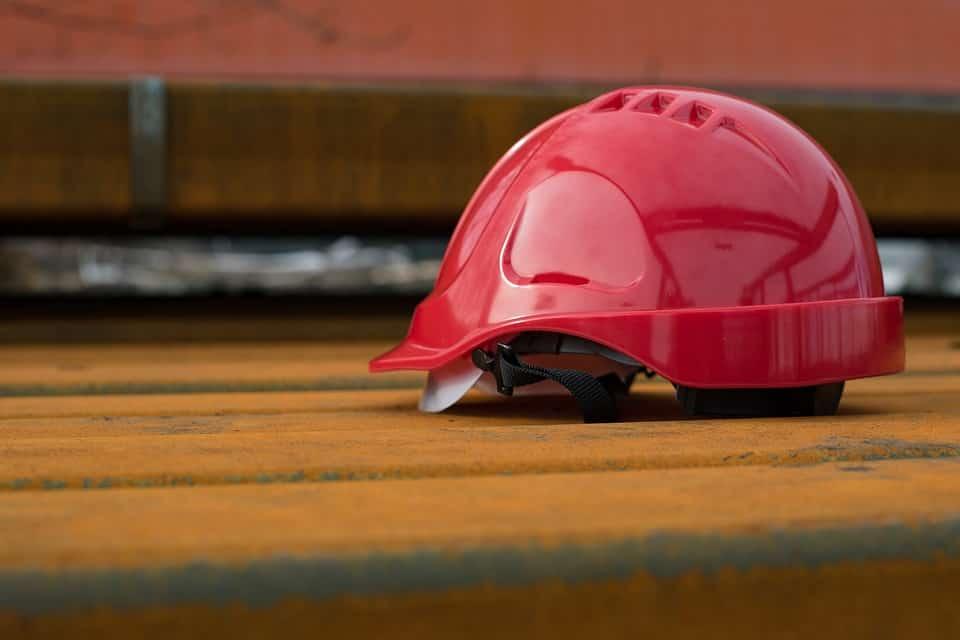 munkavédelmi sisak