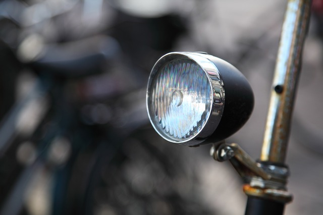 bicikli világítás