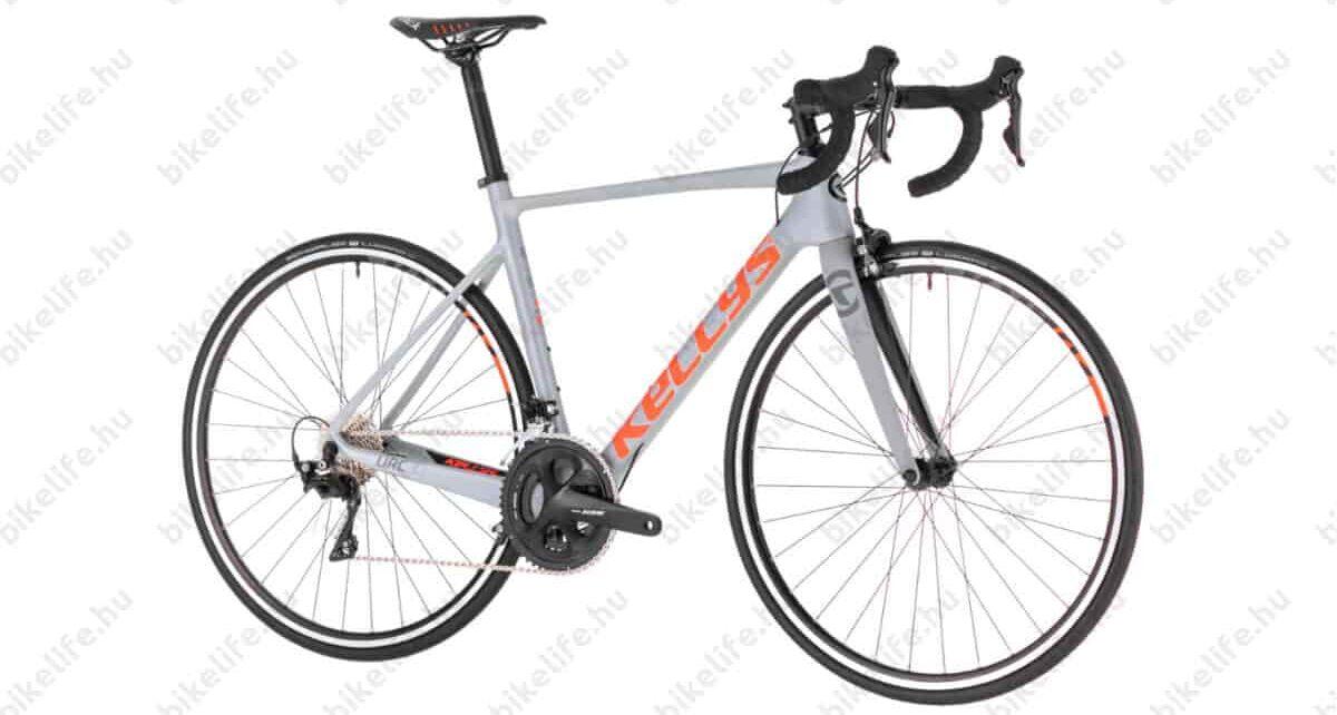 karbon vázas kerékpár